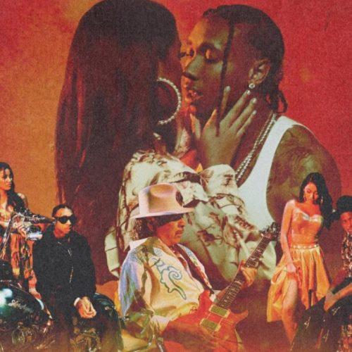 Tyga, YG & Santana — «MAMACITA»