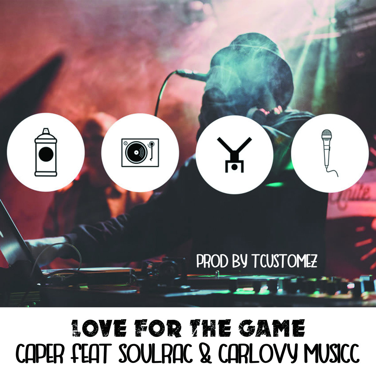 Caper — «Love For The Game» (feat. Soulrac & Carlovy Musicc)