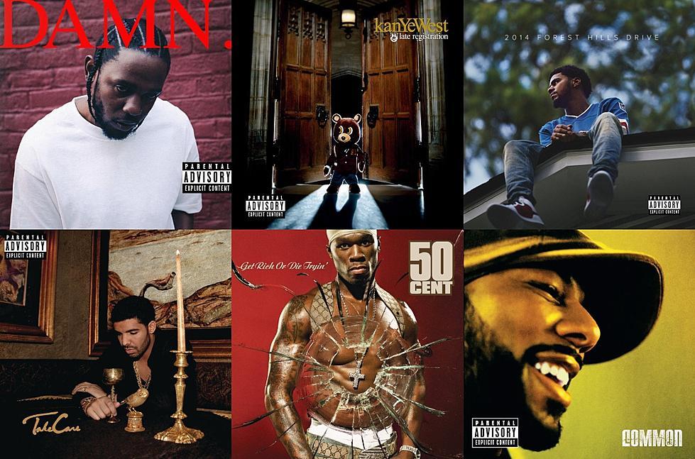 Журнал XXL назвал 50 рэп-альбомов, не содержащих проходных песен