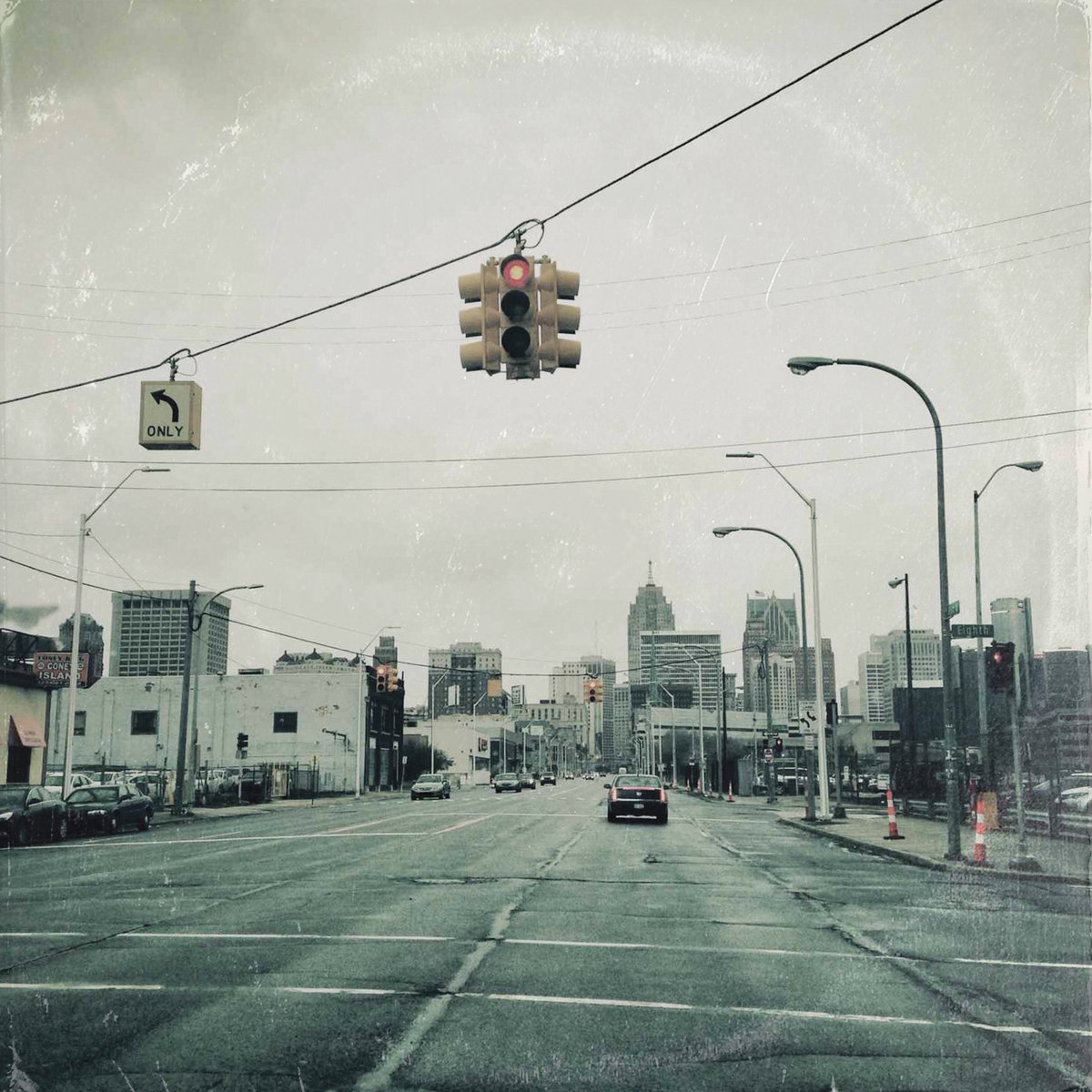 Apollo Brown — «Sincerely, Detroit»