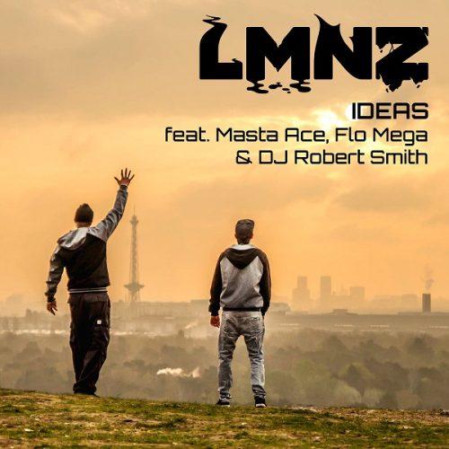 Мотивирующее видео и трек от LMNZ, Masta Ace, Flo Mega & DJ Robert Smith «Ideas»