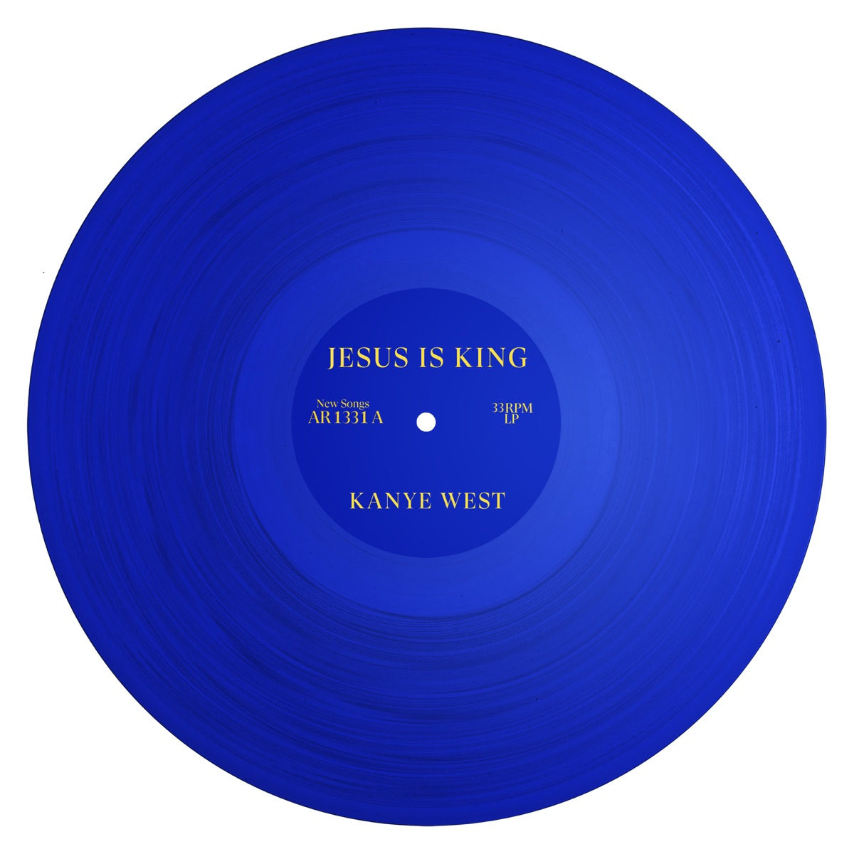 Kanye West — «Jesus Is King»
