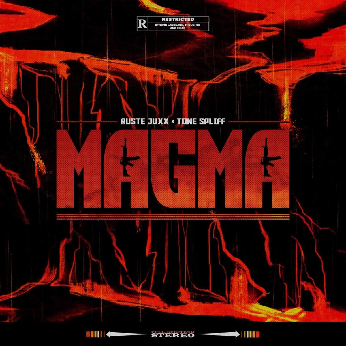 Ruste Juxx & Tone Spliff – «Magma»