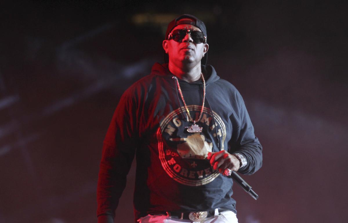 Master P был освистан во время выступления в Сэнт-Луисе в рамках No Limit Reunion