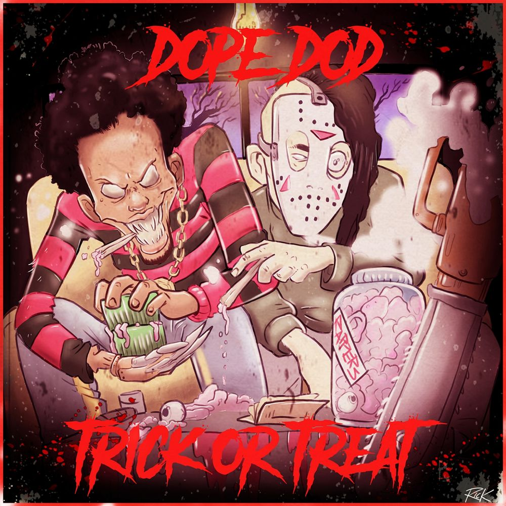 Dope D.O.D. — «Trick Or Treat»
