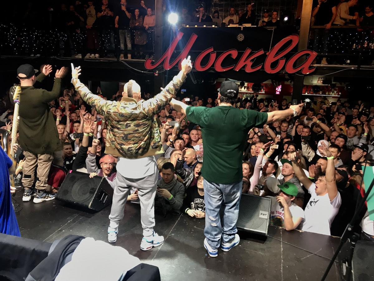 Долгожданное примирение: Шеff и Лигалайз выступили на одной сцене, впервые за много лет