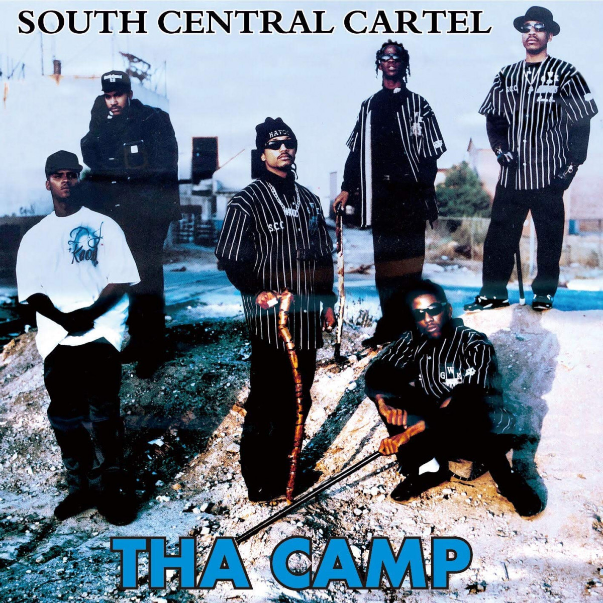 South Central Cartel — «Tha Camp»