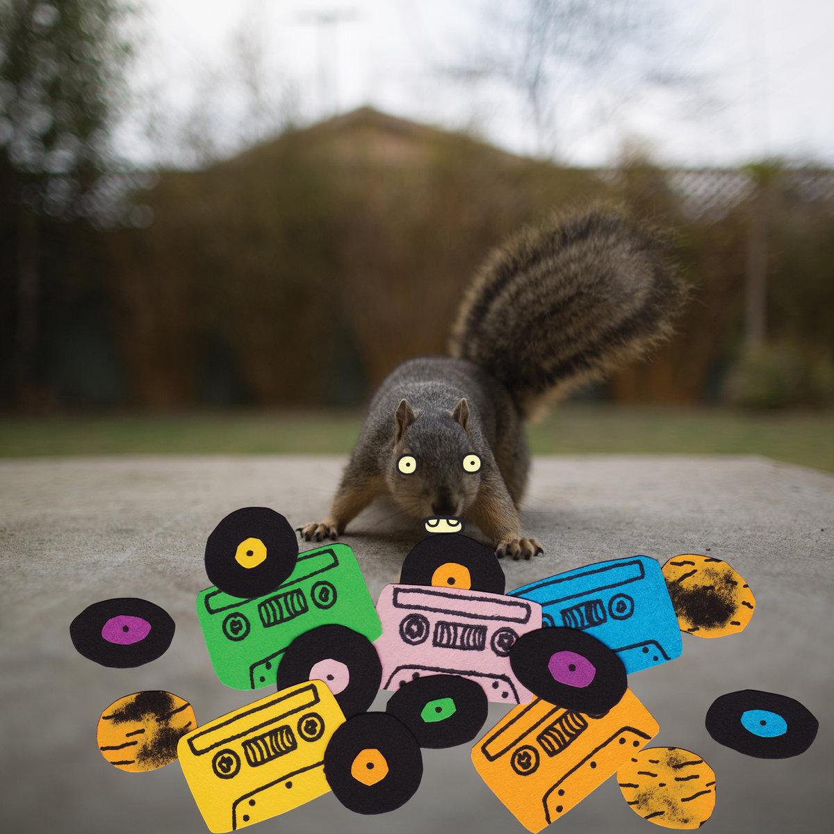 Evidence — «Squirrel Tape Instrumentals Vol. 1»