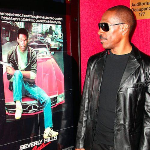 Eddie Murphy подтвердил выход новой серии фильма «Полицейский из Беверли Хиллс»