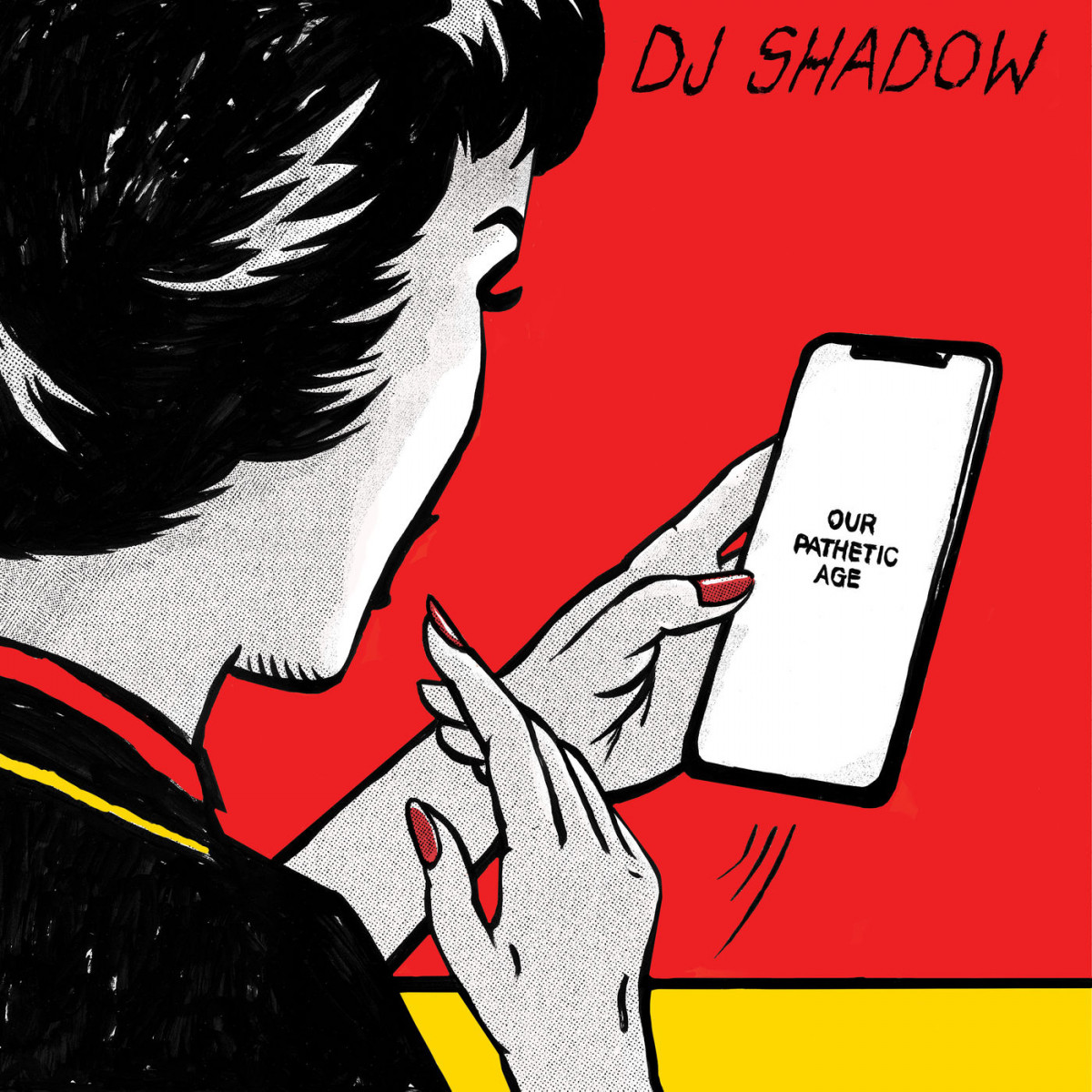DJ Shadow — «Our Pathetic Age»