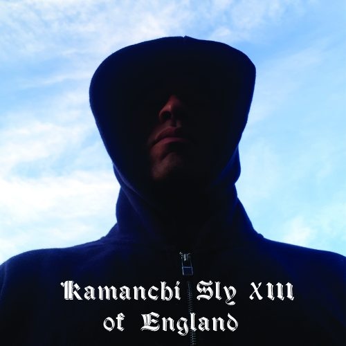 Англия: Kamanchi Sly — «Sleight Of Tongue»