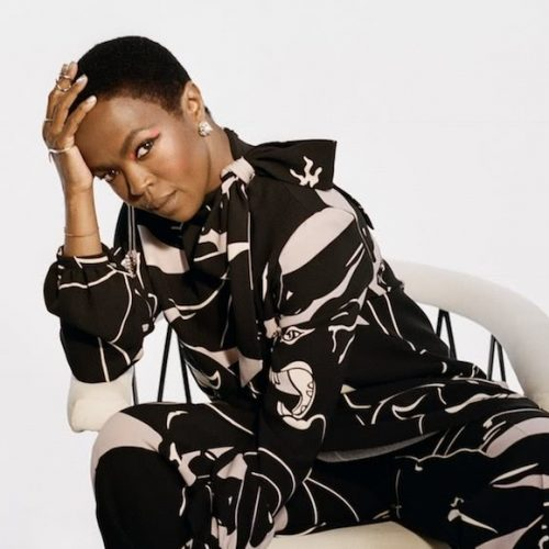 Lauryn Hill — «Guarding The Gates»