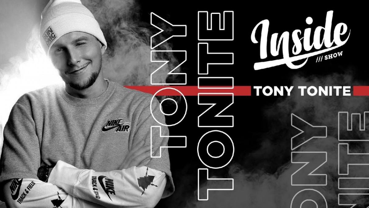 Tony Tonite в новом выпуске «INSIDE SHOW»