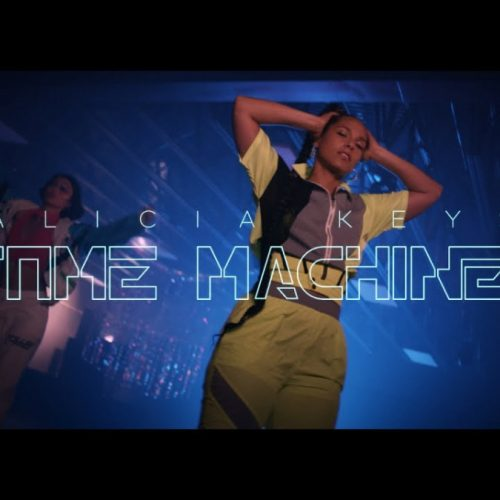Alicia Keys — «Time Machine»