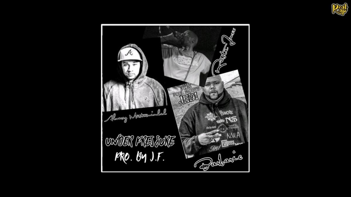 Barbaric & Alvarez — «Under Pressure» (Feat. Ruste Juxx)