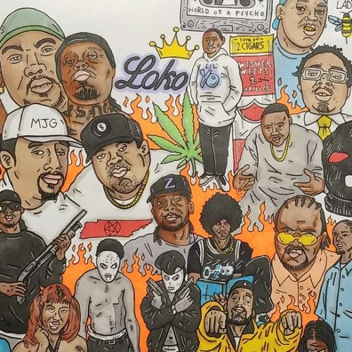 Взгляд со стороны: почему Мемфис воспринял хип-хоп по своему