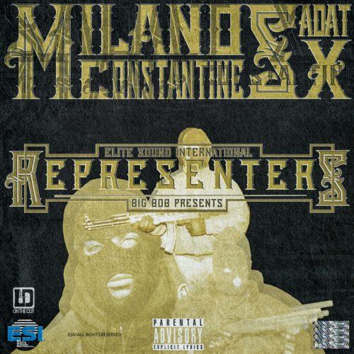 Milano Constantine & Sadat X — «RepresenterS»