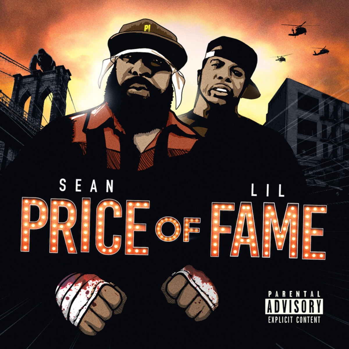 Sean Price & Lil Fame — «Price Of Fame»