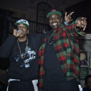 Smoke DZA & Curren$y — «Patience»