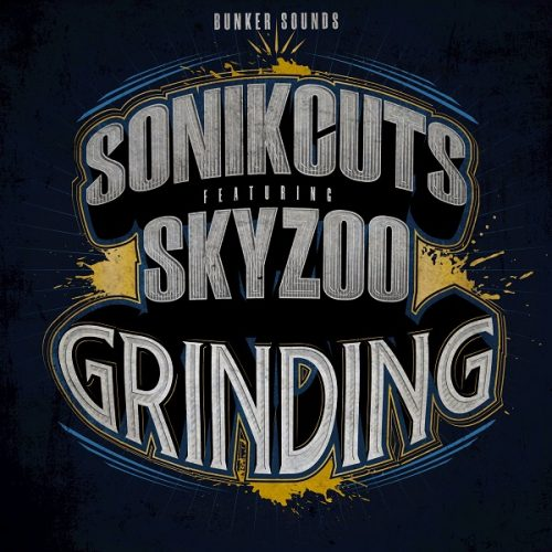 SonikCuts — «Grinding» ft. Skyzoo