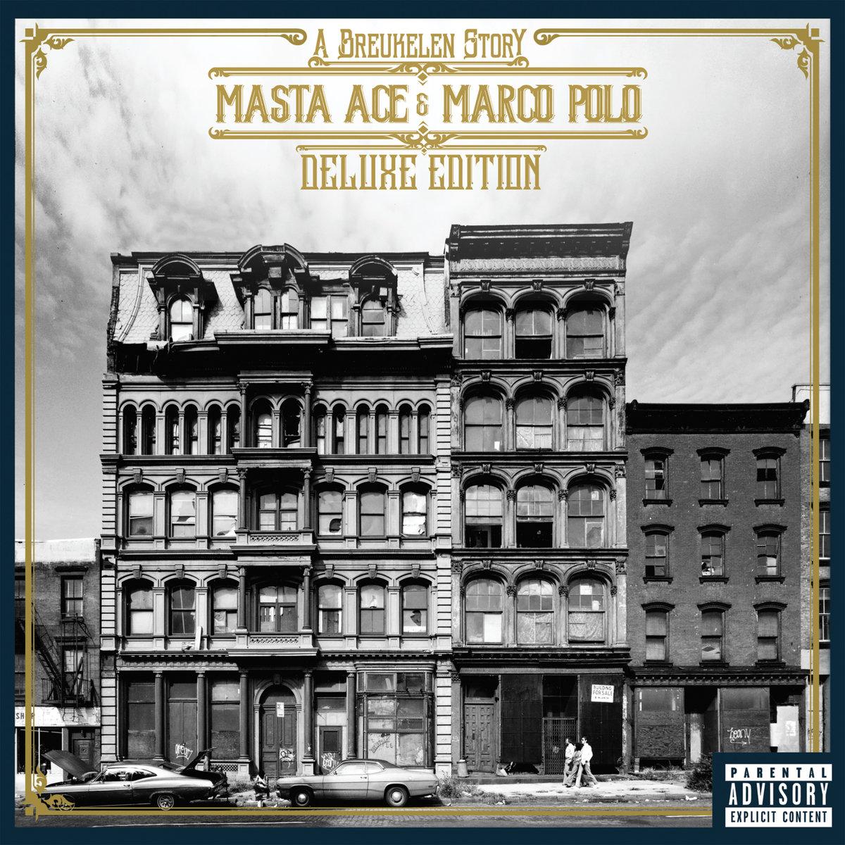 Masta Ace & Marco Polo — «A Breukelen Story» (Deluxe Edition)