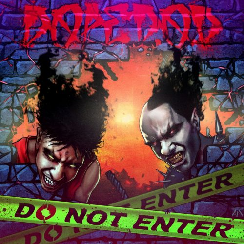 Dope D.O.D. — «Do Not Enter»