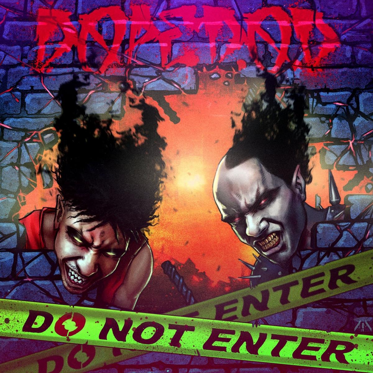 Dope D.O.D. — «Do Not Enter»