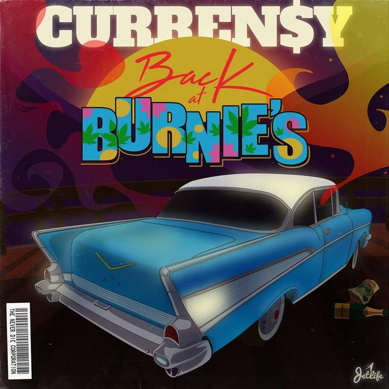 Curren$y — «Back At Burnie's»