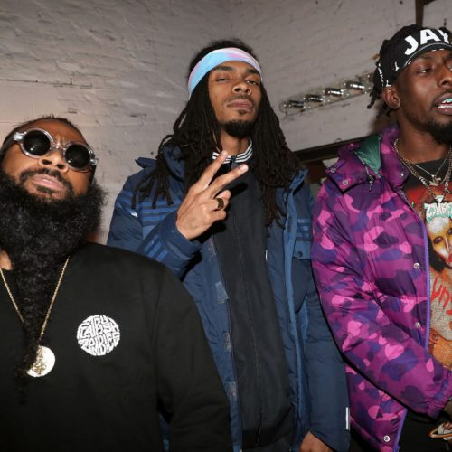 Flatbush ZOMBiES — «Monica» (feat. Tech N9ne)
