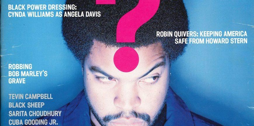 """Ice Cube: """"Жёсткий и андеграундный рэп по-прежнему ценится намного выше попсового"""". Интервью 1994 года"""