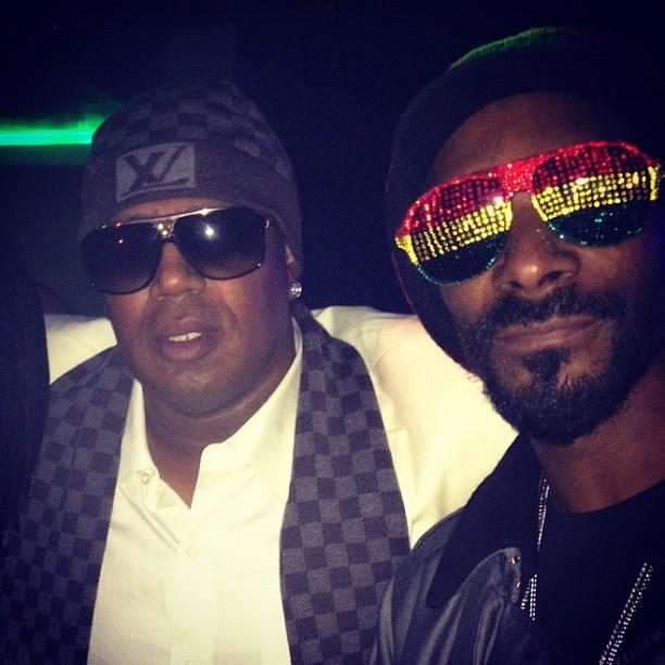 Master P рассказал о том, как он подписал Snoop Dogg на свой лейбл