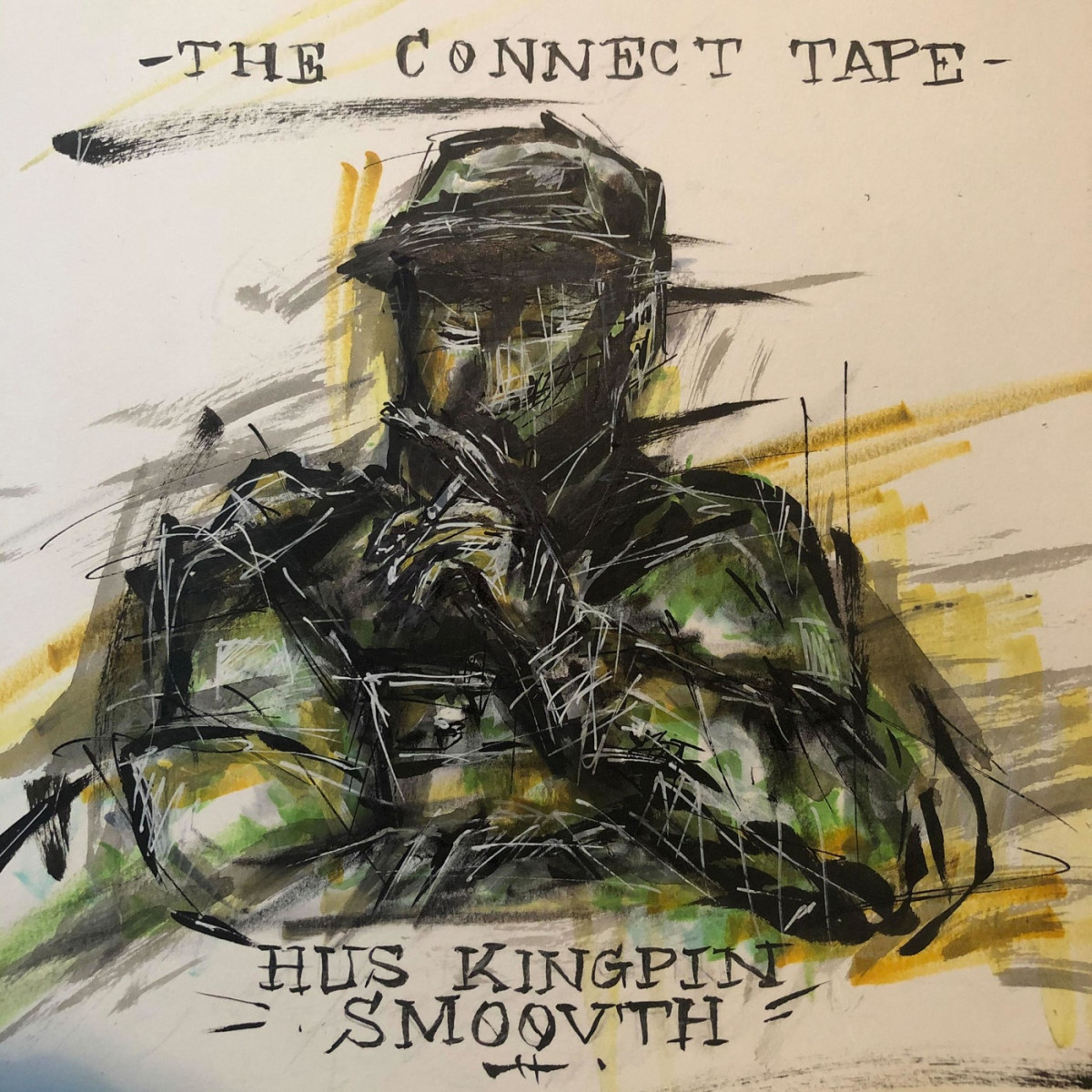Hus Kingpin & SmooVth – «The Connect Tape»