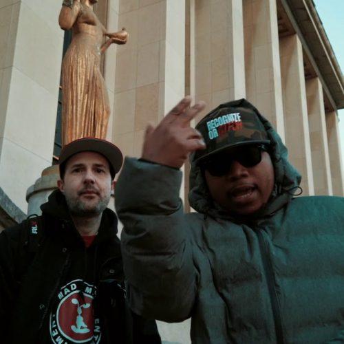 Astro Vandalist feat. Recognize Ali — «Make Way»