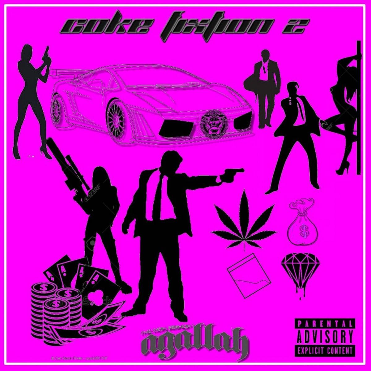 Agallah — «Coke Fixtion 2»
