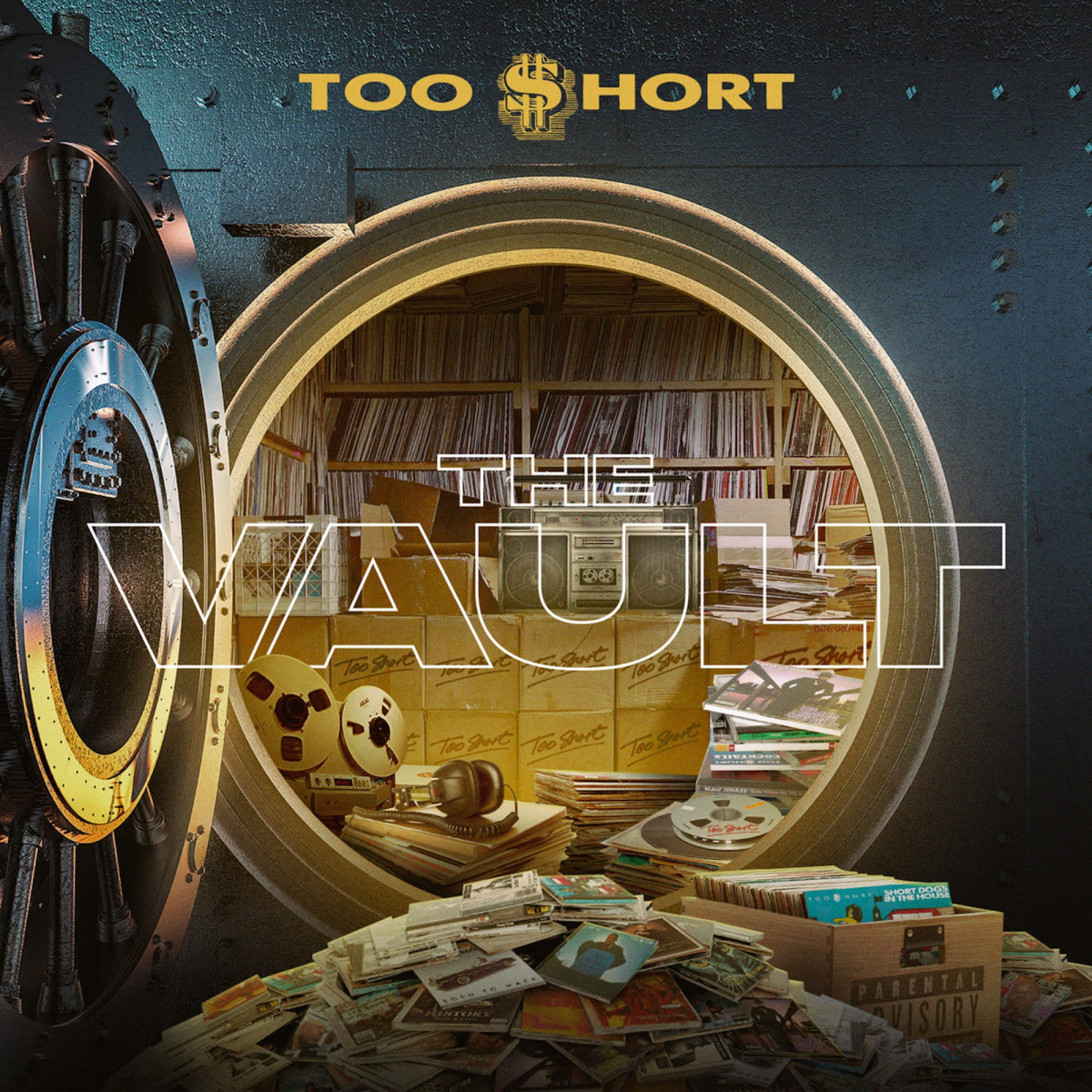 Too $hort — «The Vault»