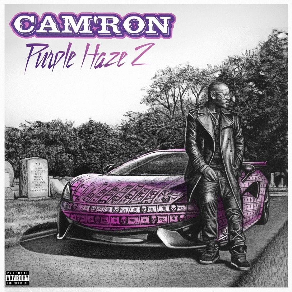 Cam'ron — «Purple Haze 2»