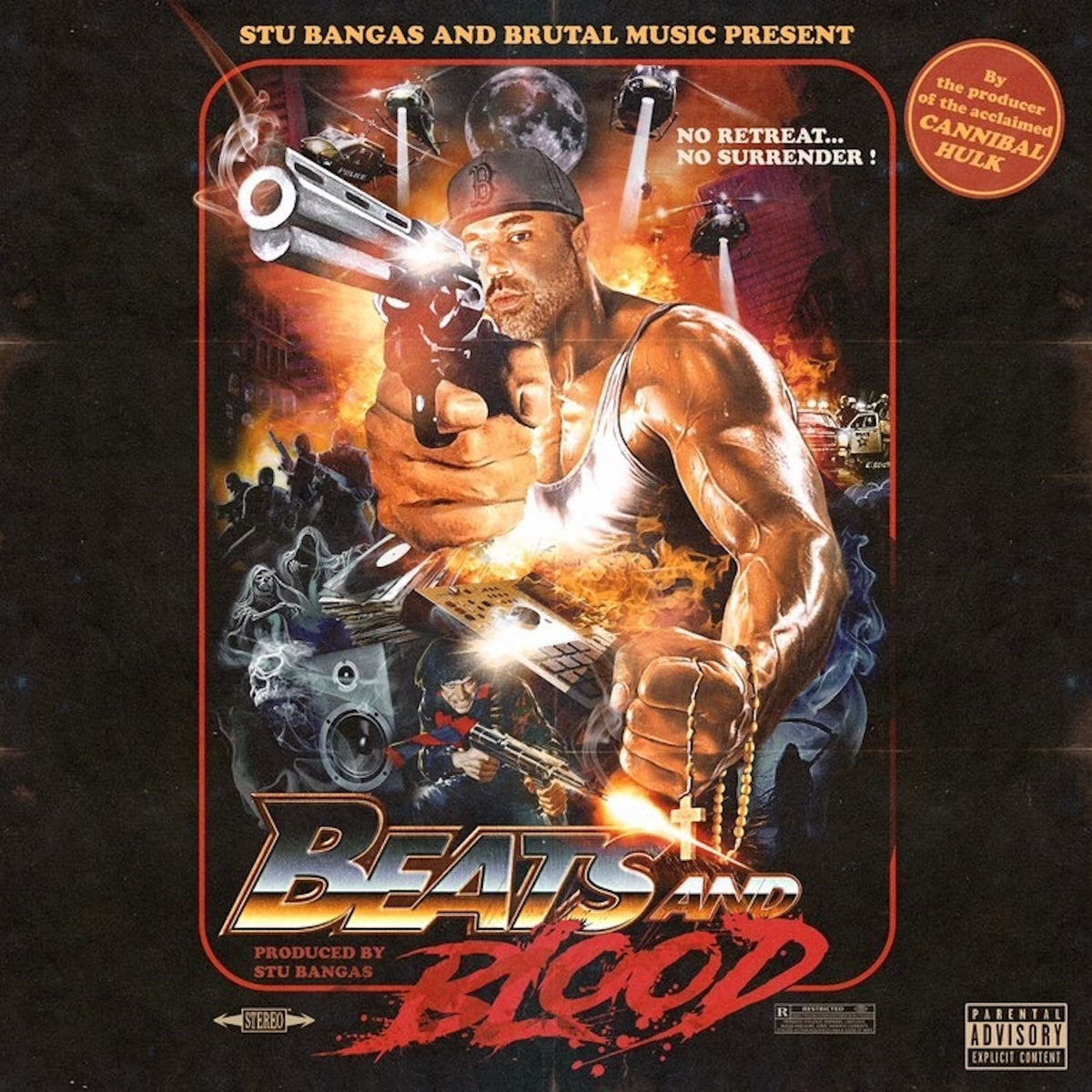 Stu Bangas — «Beats and Blood»
