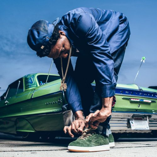 Curren$y — «All Work» (Feat. Young Dolph)