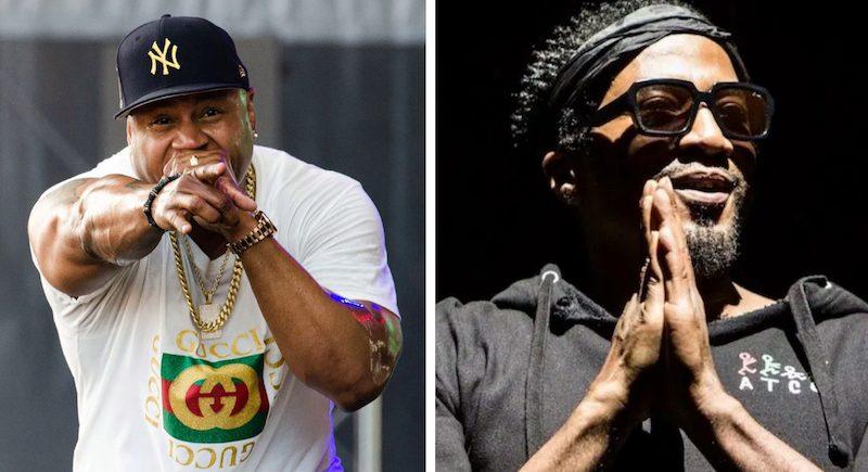 LL Cool J вернулся на Def Jam, а Q-Tip спродюсирует ему новые треки