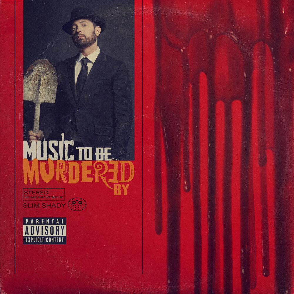 Eminem — «Music To Be Murdered By»