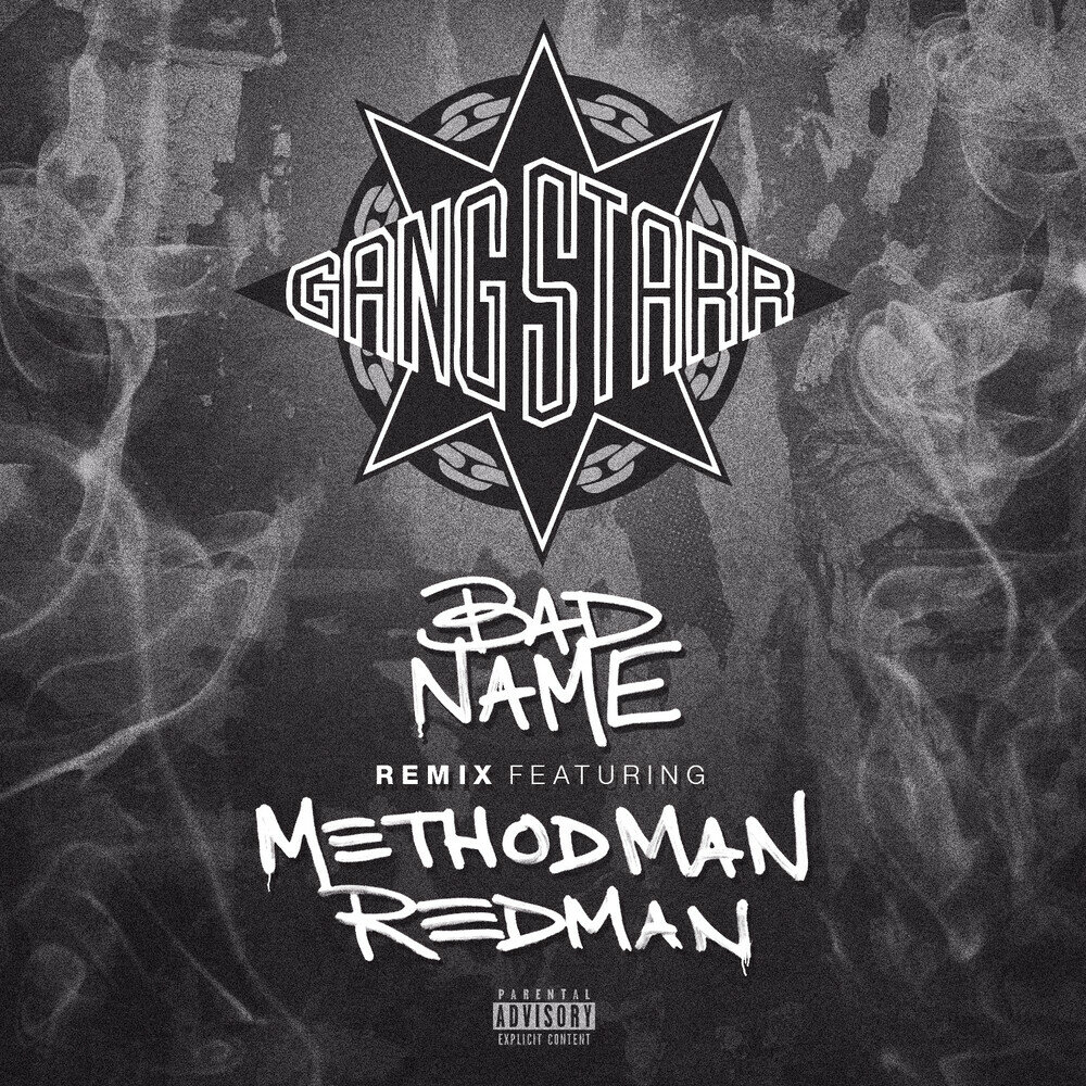 Gang Starr — «Bad Name» Remix (feat. Method Man & Redman)