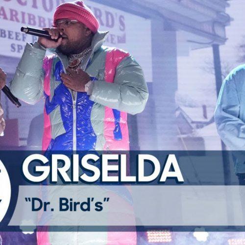 Группа Griselda выступила на шоу Джимми Фэллона