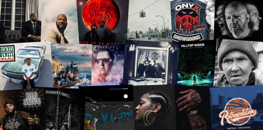 Лучшие зарубежные альбомы 2019 года