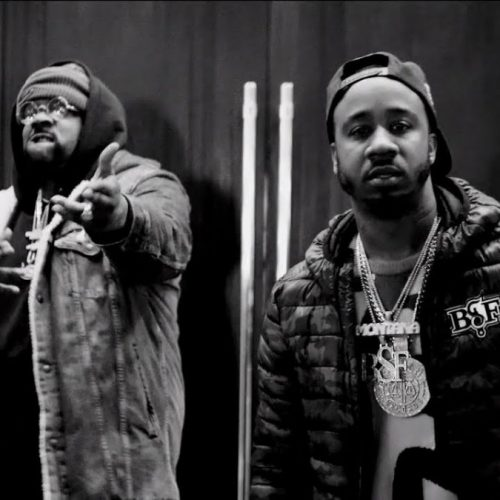 Smoke DZA & Benny The Butcher — «By Any Means»