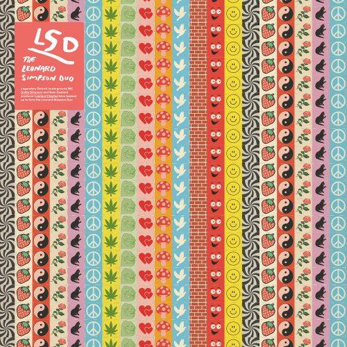 The Leonard Simpson Duo — «LSD»