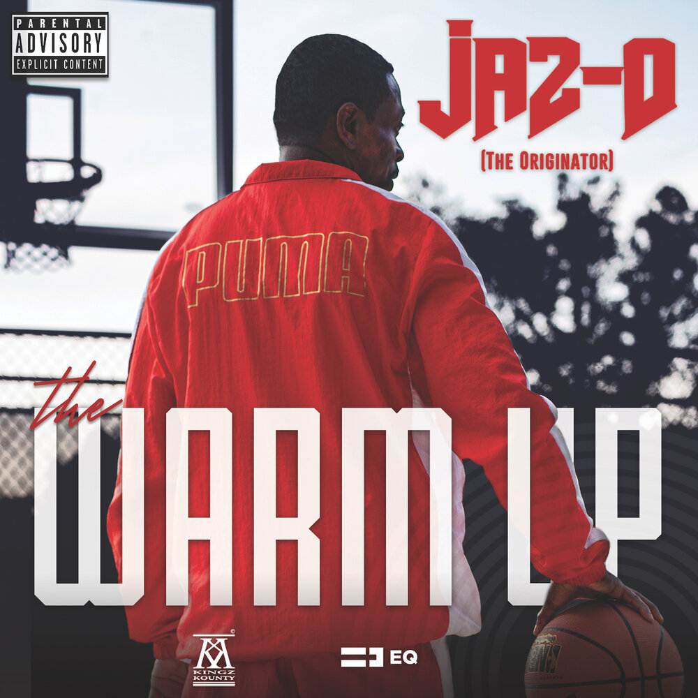 Jaz-O — «The Warmup»