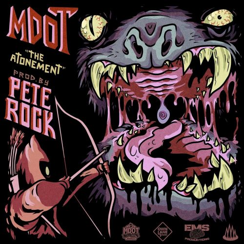 M-DOT – «The Atonement» (Prod. by Pete Rock)