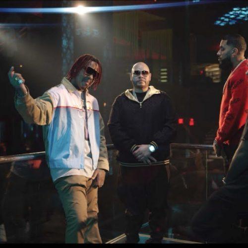 Fat Joe & Dre — «Hands on You» (feat. Jeremih & Bryson Tiller)