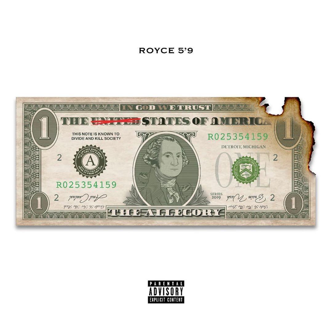 Royce Da 5'9 — «The Allegory»