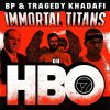 Tragedy Khadafi & BP — «Immortal Titans on HBO»
